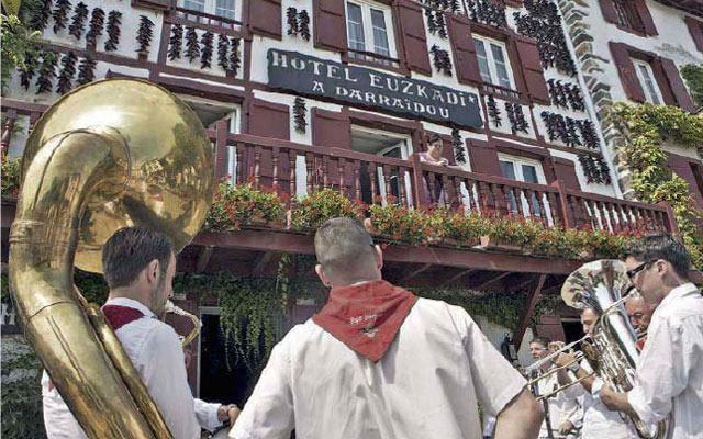 espelette-hotel-euzkadi